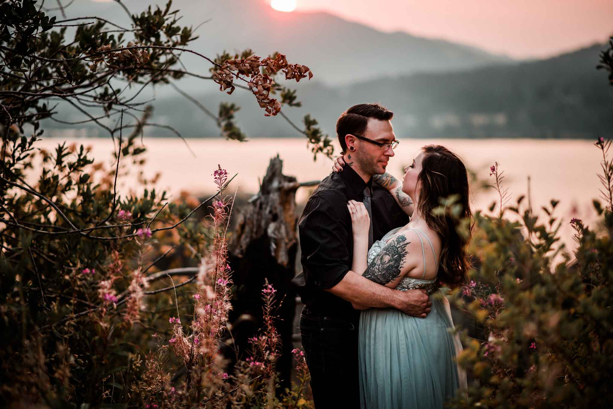 Columbia River Gorge Engagement-5