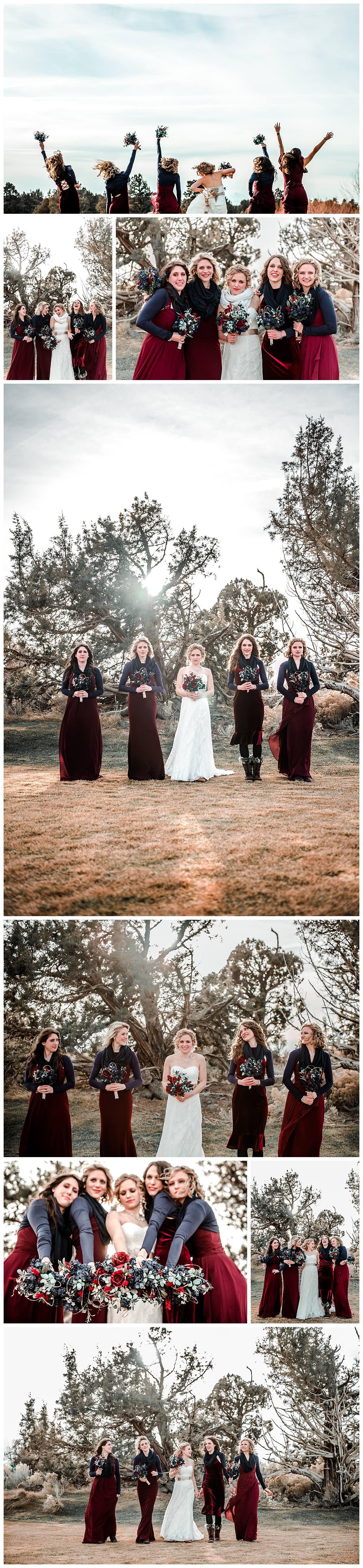 Bend Portland Oregon wedding photographer